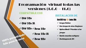 Chip Virtual Consola Nintendo 3ds Todas Las Versiones