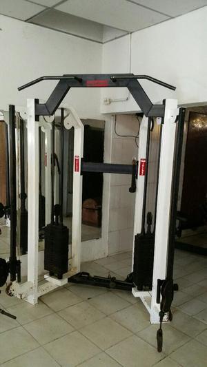 Crossover Esquinero / Maquinas Gym