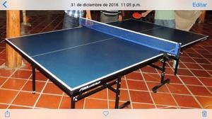 Mesa stiga classic roller ping pong tenis de mesa posot for Mesa de ping pong usada