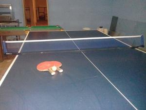 Mesa Ping Pong Stiga Classic Roller