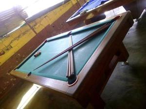 Mesas De Pool Y Billar Usadas.