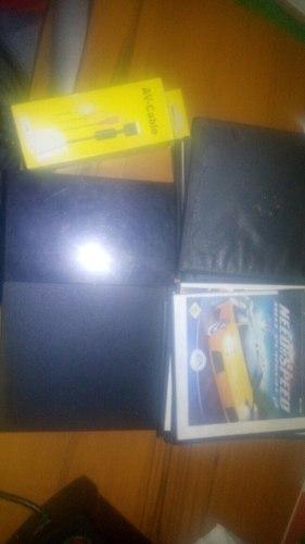 Playstation 2 Lente Control Y Memory Card Nuevos