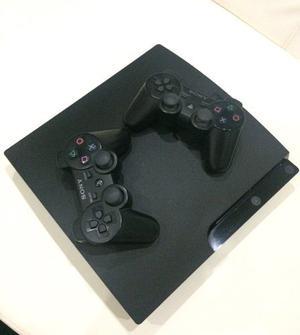 Playstation 3 Slim Sony De 160gb Como Nuevo!!!