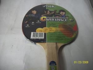 Raquetas Para Tenis De Mesa Pin Pon Marca Stiga Contact