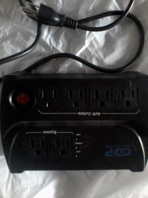 Regulador De Voltaje Marca Cdp Chicago Digital Power