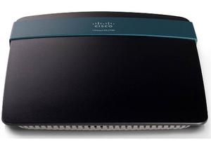 Router Cisco Linksys Ea Inalambrico N 600 Wifi Dual Bagc