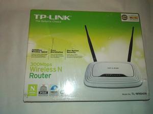 Router Tp- Link Modelo Tl-wr841n 300 Mbps