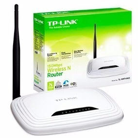 Router Tp Link Tl/wr 741nd