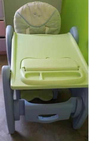 Silla De Bebé Para Comer/escritorio Master Kids