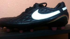 Tacos Futbol Nike Ronaldhino R10 Edicion Especial.casi Nvos