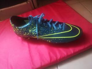 Zapatos De Futbol(tacos) Nike Mercurial Victory V Fg Nuevos
