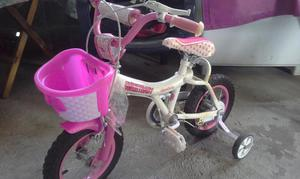 biciclerta rin 12. para nias