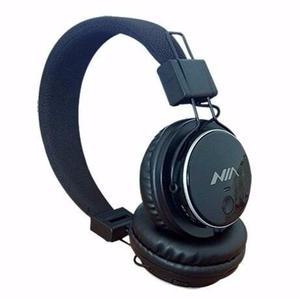 Audífonos Inalambricos Wa T-001. Fm Stereo Micro Sd