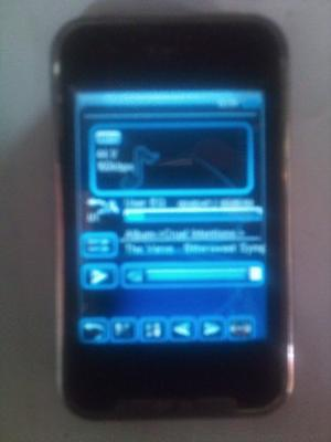 Reproductor Mp4 Radio Fm Touchscreen Usado 8gb Marca Pyrus