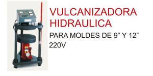 Señuelos Prensa Vulcanizadora Hidraulica Para Hacer Moldes
