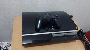 Sony Ps3 80 Gb, 1 Control Y 2 Juegos