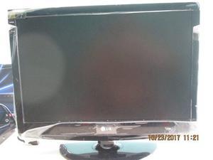 Televisor Lg 22 Pulgadas Usado En Excelentes Condiciones