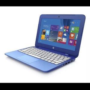 Vendo Lapto Hp Stream Como Nueva Por Motivo De Viaje