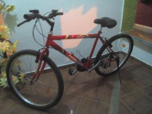 vendo bicicleta corrente rin 26