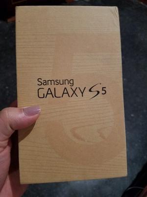 Caja De Samsung Galaxy S5
