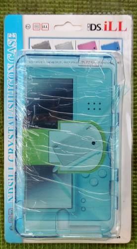 Carcasa Protectora Plastica Acrilica Para Nintendo Dsi Xl