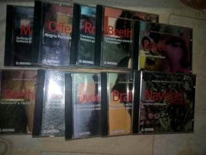 Coleccion Completa De Cds De Musica Clasica Los Maestros