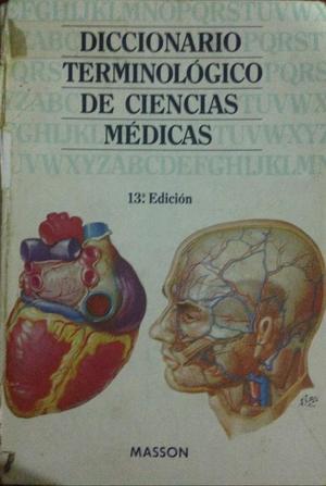 Diccionario Terminologi Ciencias Medicas
