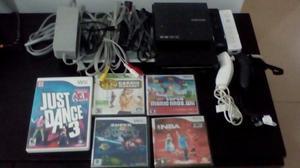 En Venta Wii Chipeado Con 2 Controles Y 6 Juegos