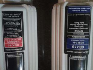 Filtro De Agua Chager 3 Etapas 10 Pulgadas