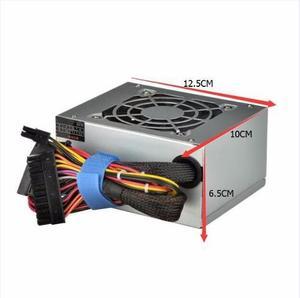 Fuente Poder Slim 300w Certificar 20+4pin Miniatx Microatx