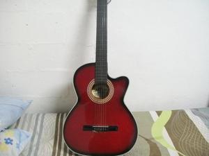 Guitarra acustica modelo Cumaway