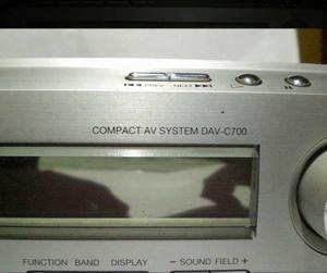 Home Theater Sony Dav-c700