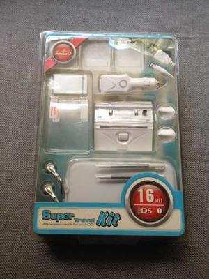 Kit Accesorios Nintendo Dsi 16 En 1 (ver Descripción) Nuevo