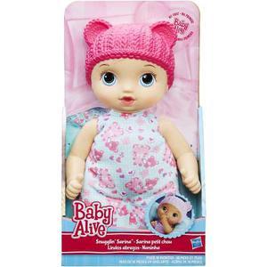 Muñeca Nenuco Baby Alive Lindos Abrazos