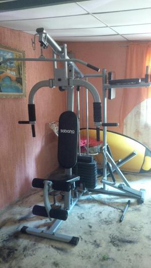 Multifuerza Sabana Fitness Como Nuevo