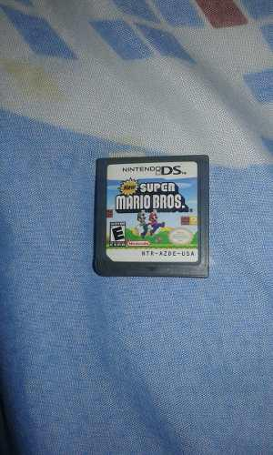 New Super Mario Bross Para Ds
