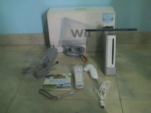 Nintendo Wii Chipeado 2 Controles