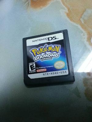 Pokemon Diamond Para Ds