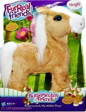 Pony Furreal Friends Camina Y Sonidos De Hasbro