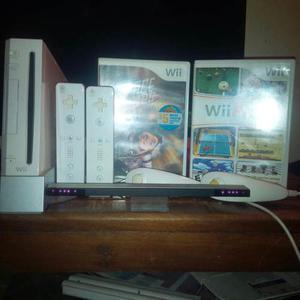 Vendo Nintendo Wii En Perfecto Estado
