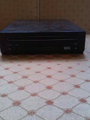 Wii Black Edicion Especial