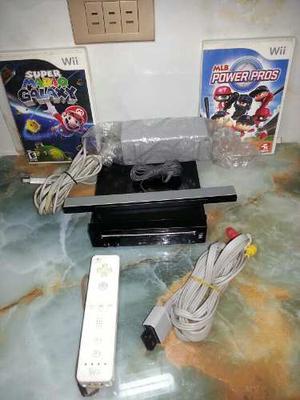 Wii Como Nuevo Poco Uso