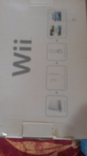 Wii Original En Perfecto Estado