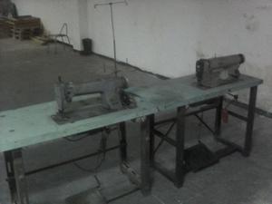 Maquinas industriales para todo tipo de material cueros y