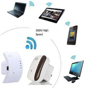 Repetidor Wifi Router Inalambrico Wireless Amplificador 300m