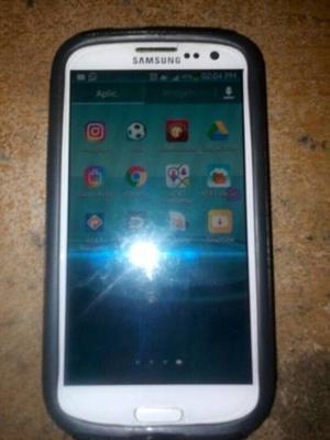 Samsung S3 4g Sghi747 Como Nuevo En Caja Con Todo Imei Legal