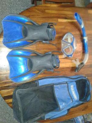 Set De Snorkel Us. Divers