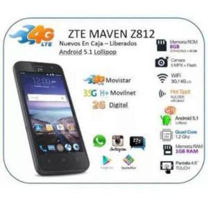 Zte Maven Z812 Como Nuevo (negociable)