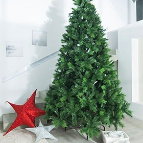 Árbol De Navidad 2.10 Mts Nuevo