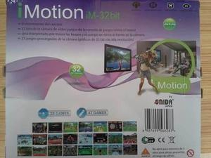 Imotion Onida Consola De Juego Im-32bit